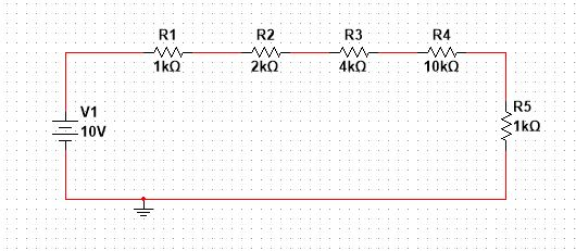 Series resistance block diagram