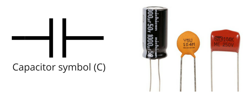 capacitors for basic electronics