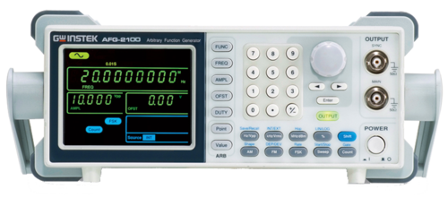 Function generator for basic electronics