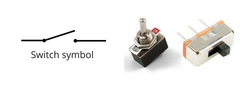 switches for basic electronics