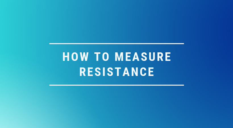 Resistance measurement device