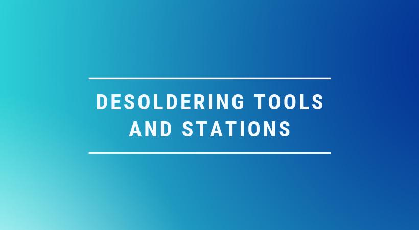 Best desoldering station
